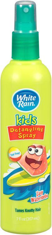 White Rain® Kids Zany Watermelon Detangling Spray