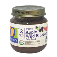 O Organics Stage 2 - Organic Baby Food - Apple Wild Blueberry