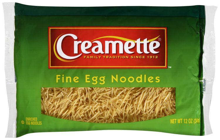 creamette® fine egg noodles