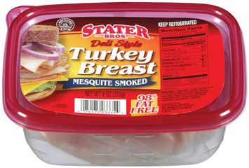 stater bros mesquite smoked deli style turkey breast