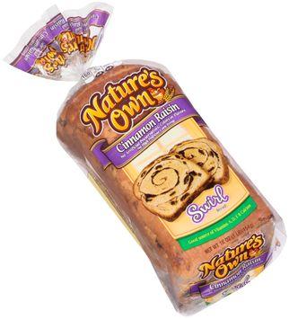Nature's Own® Cinnamon Raisin Swirl Bread