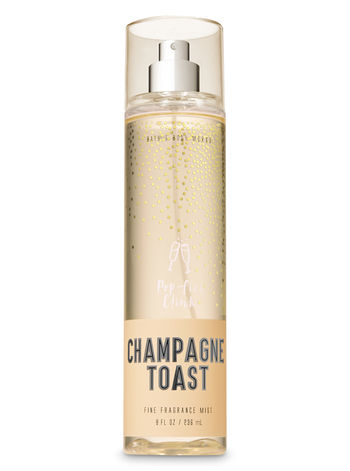 Bath & Body Works® Signature Collection CHAMPAGNE TOAST Fine Fragrance Mist