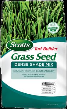 Scotts® Turf Builder® Grass Seed Dense Shade Mix