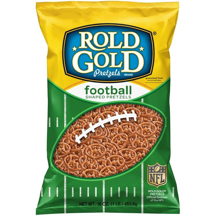 Rold Gold® Football Shaped Pretzels