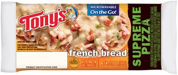 Tony's™ Microwavable French Bread Supreme Pizza