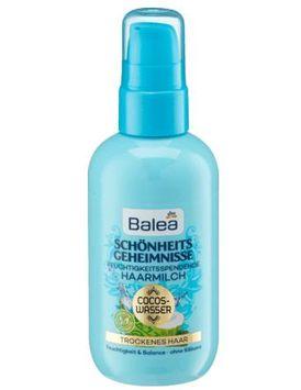 Balea Hair Milk Beauty Secrets Coco Water