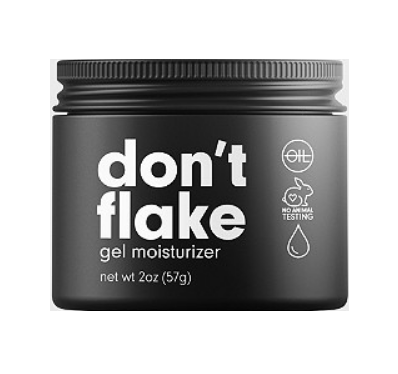 Clean & Clear Don't Flake Gel Moisturizer