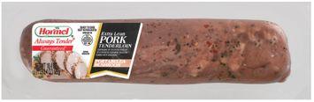 HORMEL ALWAYS TENDER HORMEL Extra Lean Portabella Pork Tenderloin Pork Tenderloin