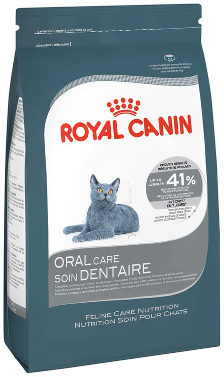 royal canin feline care nutrition oral sensitive 30 dental care cat food