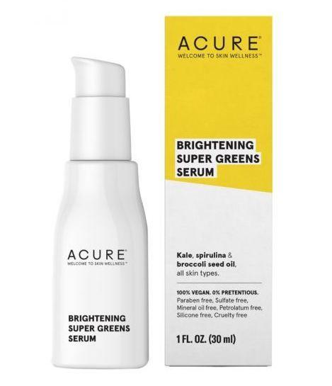 ACURE® Brightening Super Greens Serum