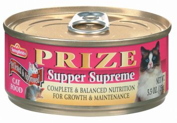 Springfield Prize Supper Supreme Dinner Cat Food