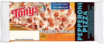 Tony's™ Microwavable French Bread Pepperoni Pizza