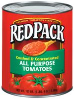 RedPack All Purpose Crushed & Concentrated Tomatoes