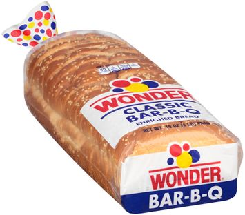 wonder® classic bar-b-q enriched bread