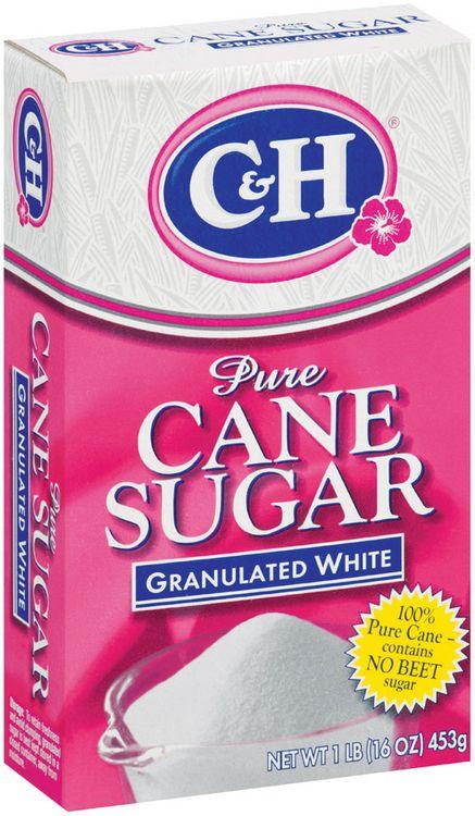 C&H Pure Cane Sugar Granulated White
