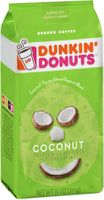 Dunkin' Donuts® Coconut Ground Coffee