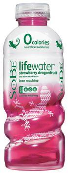 SoBe® LifeWater® 0 Calorie Strawberry Dragonfruit Water Beverage