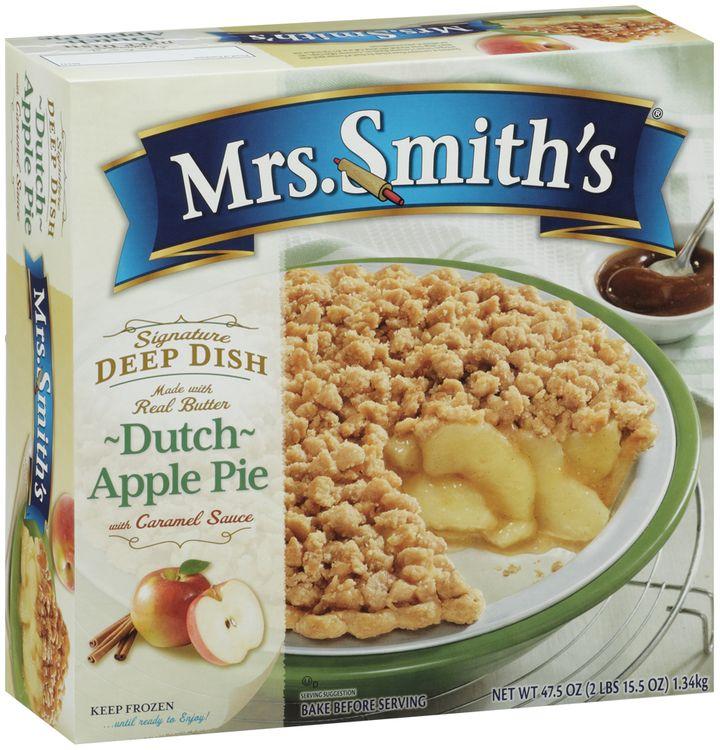 mrs Smith's® Deep Dish Dutch Apple Pie
