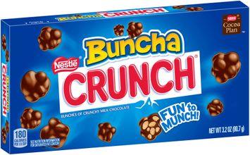 Slide: Nestlé Buncha Crunch Candy