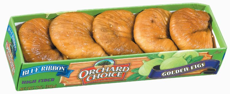 Blue Ribbon Orchard Choice California Sun-Dried Golden Figs