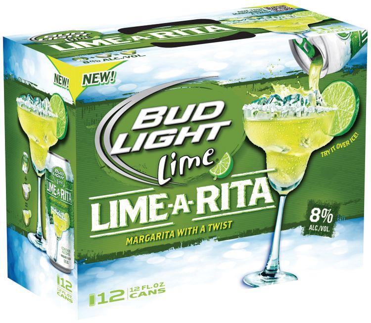 Bud Light Lime Beer Lime-A-Rita