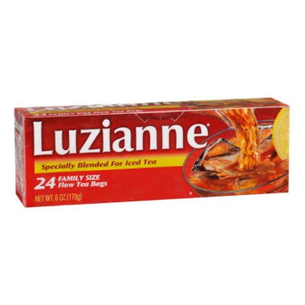 Luzianne Tea Bags - Family Size, 24 ct