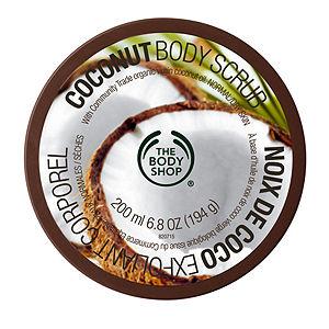 Slide: THE BODY SHOP® Coconut Body Scrub