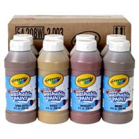 Crayola Wash Multicult Pack Classpack - 8 Count