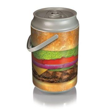Picnic Time Mega Can Cooler - Burger Can