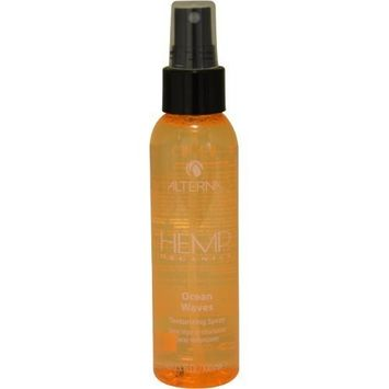 Alterna Hemp with Organics Ocean Waves Texturizing Spray, 4 Ounce
