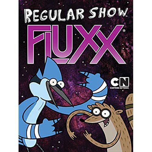 Regular Show Fluxx LOO-063 Looney Labs