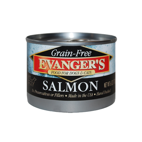 Evangers Grain Free Salmon For Dogs & Cats