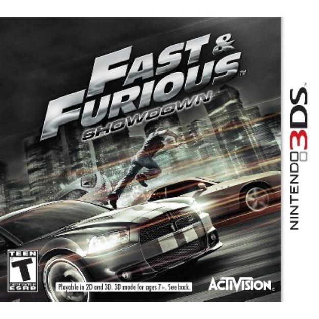 Activision Fast & Furious: Showdown (Nintendo 3DS)