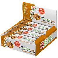 D's Naturals No Cow Bar Peanut Butter Cookie Dough - 12 - 25.44 oz Bars