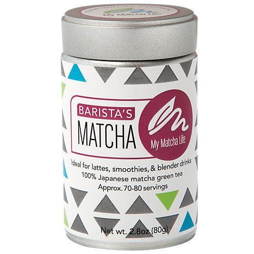 My Matcha Life Tea Lover's Barista's Matcha Green Tea