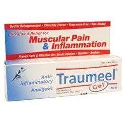 Heel Traumeel Homeopathic Gel - 1.76 oz