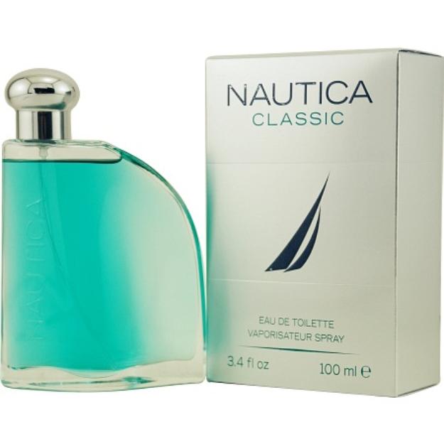 Nautica Eau De Toilette Spray 3.4 oz