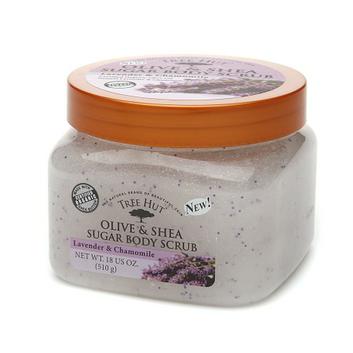 Tree Hut Body Scrub Lavender & Chamomile