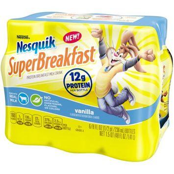 Nesquik® Super Breakfast Vanilla