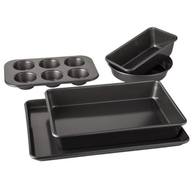 Wilton UltraBake Professional 5 Piece Bakeware Set