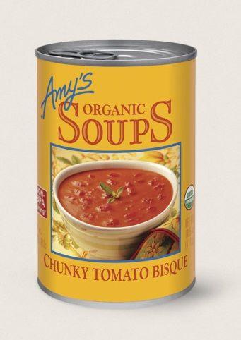 Amy's Kitchen Organic Chunky Tomato Bisque