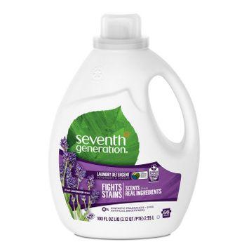 Seventh Generation Laundry Detergent - Fresh Lavender Scent