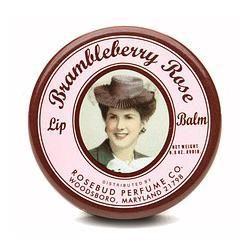 Rosebud Perfume Co. Smith's Brambleberry Rose Lip Balm