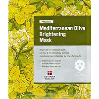 Leaders 7 Wonders Mediterranean Olive Brightening Sheet Mask
