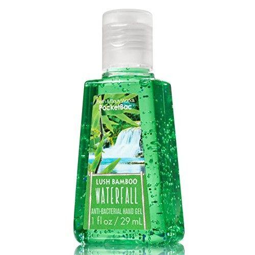Bath & Body Works® PocketBac Lush Bamboo Waterfall Anti-Bacterial Hand Gel