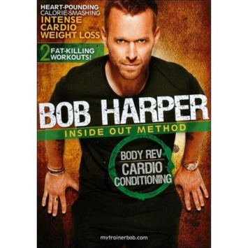 Anchor Bay/starz Bob Harper: Inside Out Method - Body Rev Cardio Conditioning