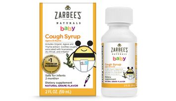 Zarbee's Baby Cough Syrup
