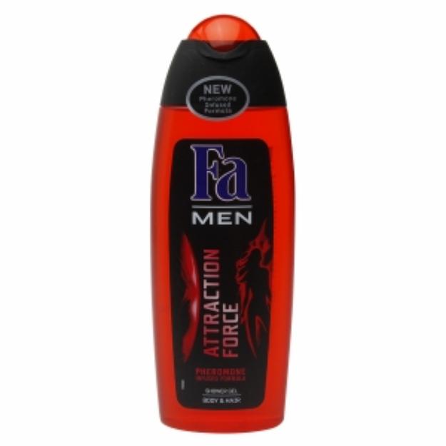 Fa Men Shower Gel, Attractive Force, 8.4 fl oz