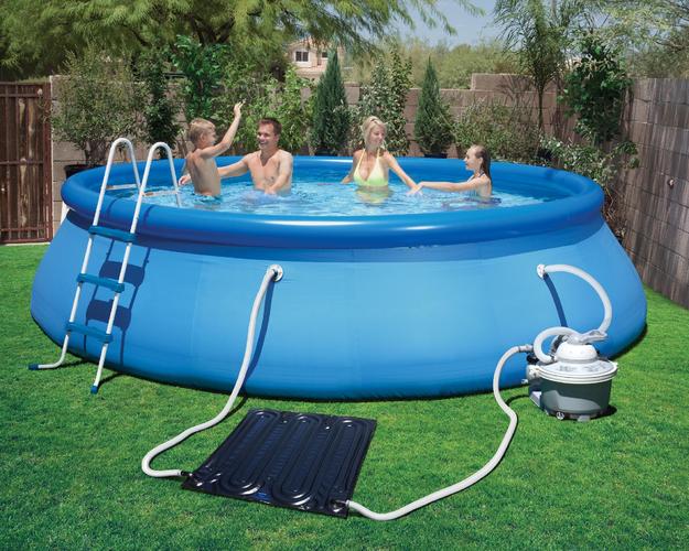 Swim Time SolarPro EZ Mat Solar Heater for Above Ground Pools