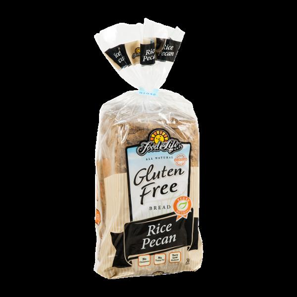 Food For Life Gluten Free Bread Rice Pecan